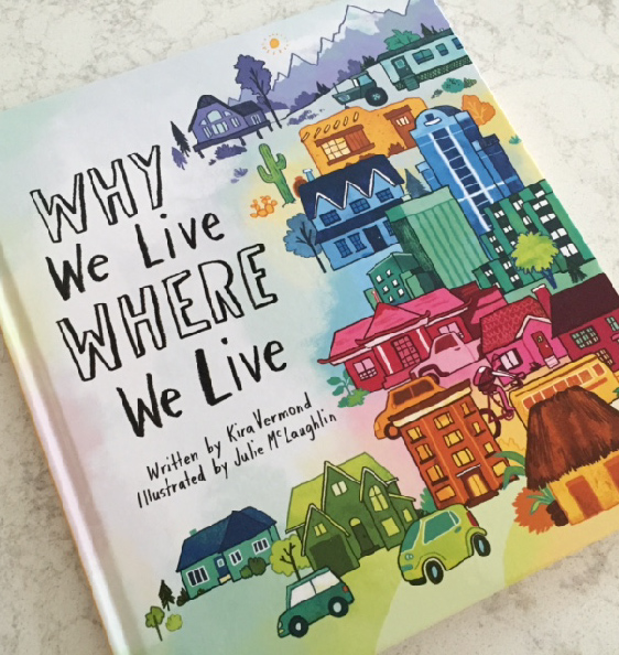 Why We Live Where We Live Kira Vermond Children S Author Where i live is an american sitcom that premiered on march 5 until november 20, 1993 as part of abc's tgif lineup. kira vermond